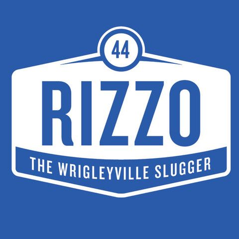 Rizzo 44 The Wrigleyville Slugger T-Shirt http://thehecklerstore.com/products/rizzo-44-the-wrigleyville-slugger-t-shirt