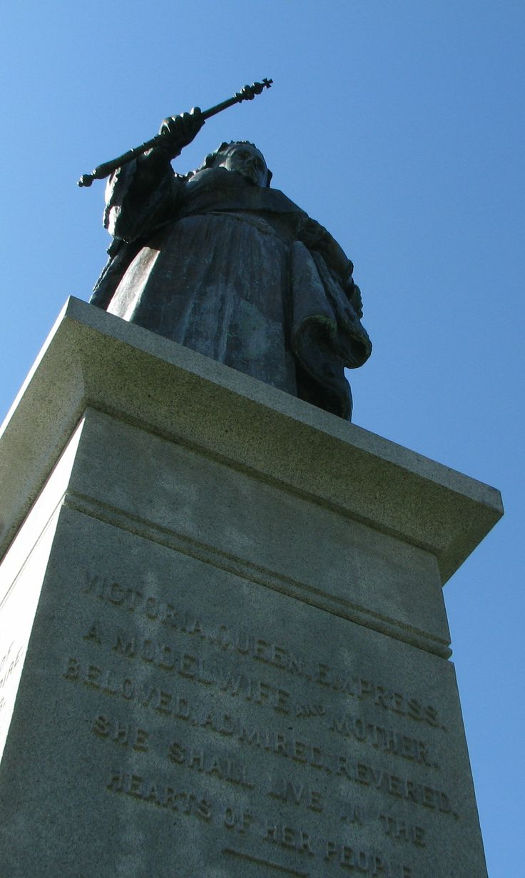 Queen Victoria, Victoria Park Kitchener, Ontario