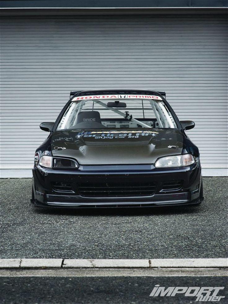 1992 Honda Civic EG - Art of Speed via ImportTuner.com