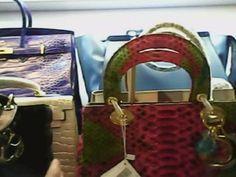Lojas vendem réplicas de bolsas de grife por até R$ 3 mil