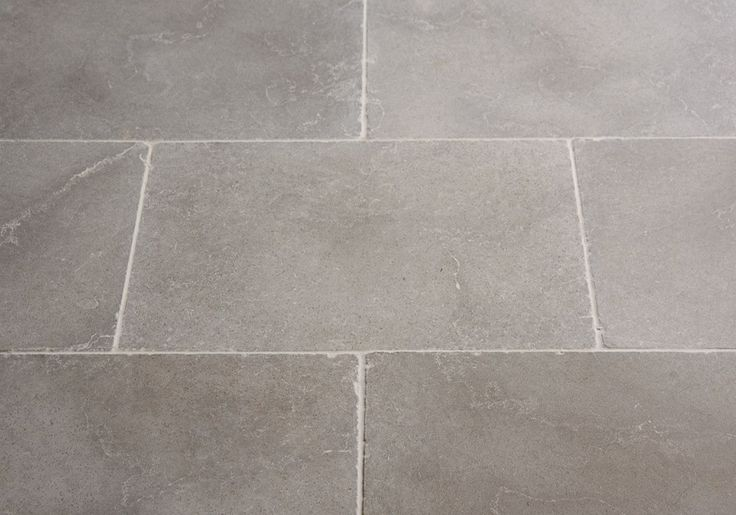 Dove Grey Tumbled Limestone | Floors of Stone