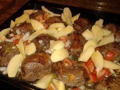 GALTAS AL HORNO | Cocina