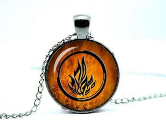 Divergent Necklace