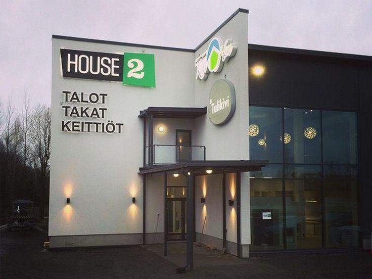 House2 myymälä, Seinäjoki
