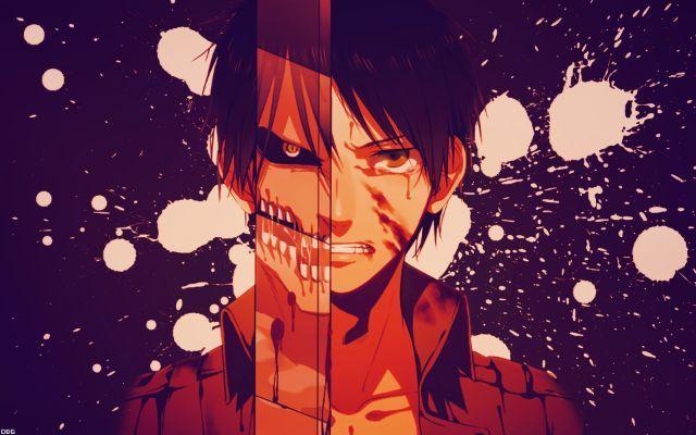 تنزيل صور أنمي هجوم العمالقة Attack On Titan Attack On Titan Fanart Attack On Titan Eren Anime Wallpaper