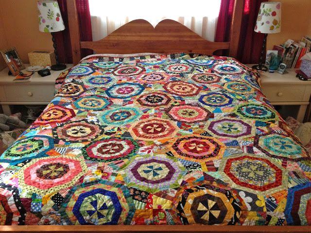 414 best Beautiful Handmade Quilts images on Pinterest   Bedroom ... : handmade quilts - Adamdwight.com