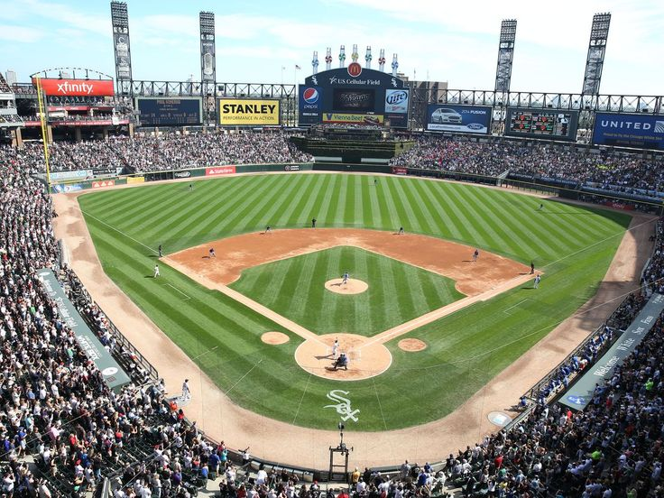 What to Eat at Chicago's U.S. Cellular Field, 2015 Edition - Eater Chicago