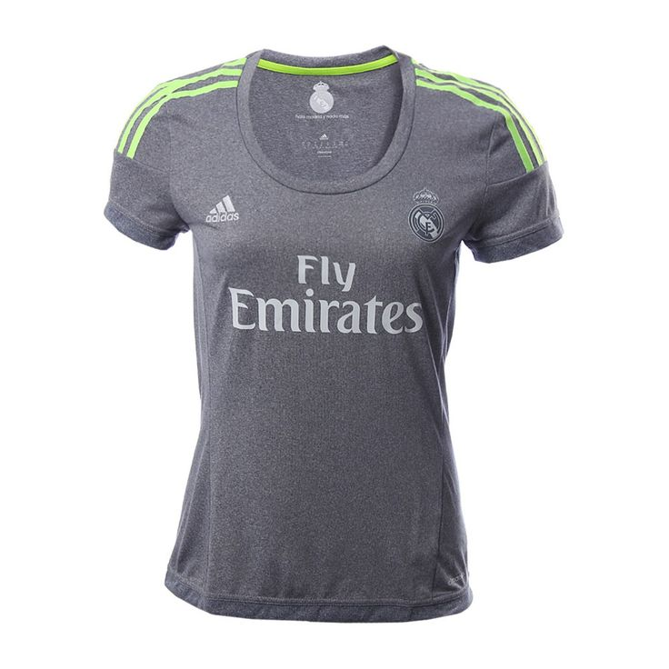 Jersey Real Madrid Visitante 15/16 - Mujer