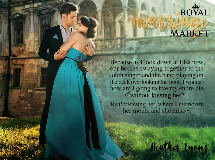 Royal Marriage Market RWB - teaser 1