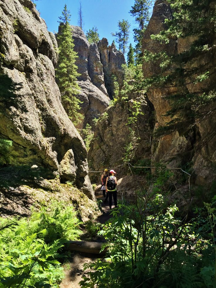 Sunday Gulch Trail, Custer State Park, SD - Hike review