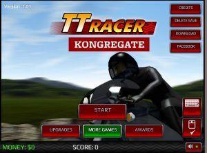 3D Motosiklet Yarışları