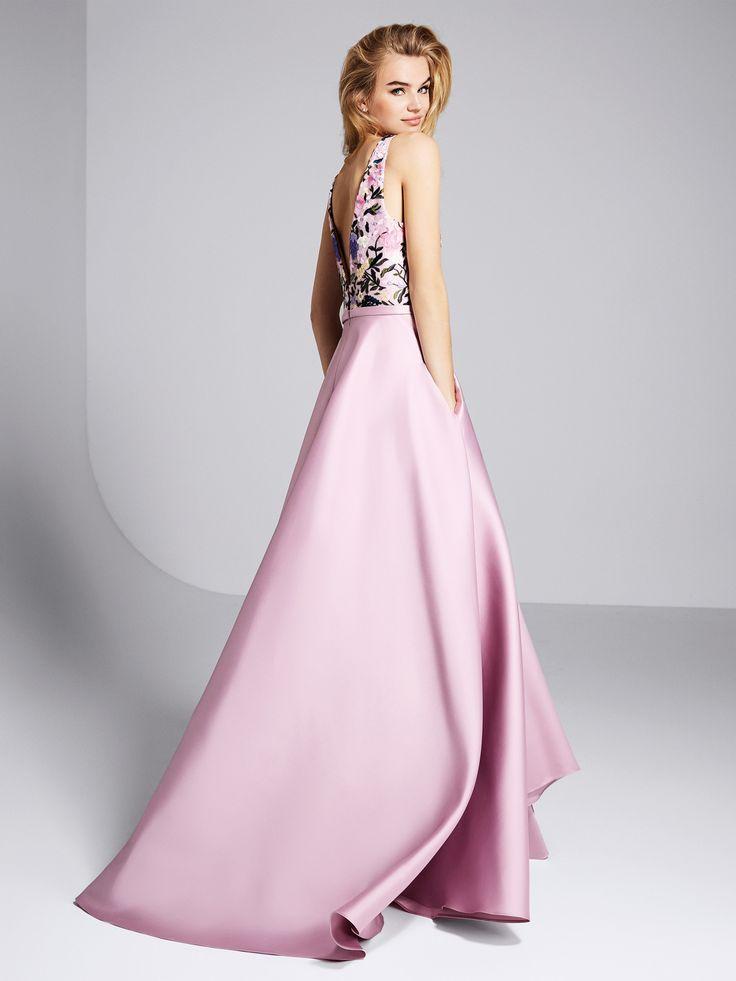 Mejores 82 imágenes de Vestidos en Pinterest   Vestidos de noche ...