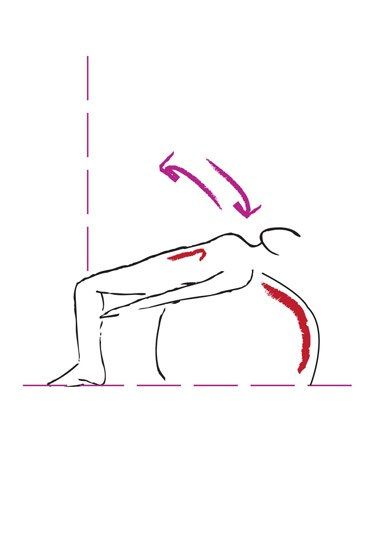 Übung für die schräge Bauchmuskulatur