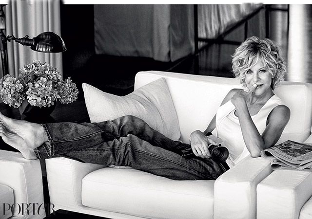 Porter Magazine | Winter 2015 | | Meg Ryan on her changing face: 'I love my age' | Fox News