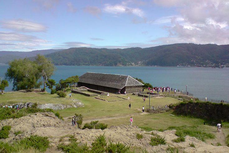 Lugares turisticos de Valdivia Niebla