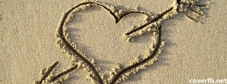 Facebook Cover Love Sand - Facebook Covers, Facebook Timeline Cover Images http://coverfb.net