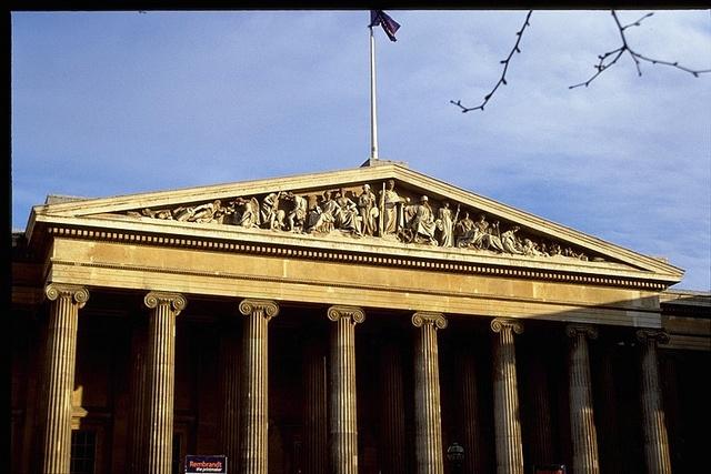 British Museum, CC: Art Gallery, British Greek, Favorite Places, Favorite Destinations, British Museum, English Regency, Greek Revival