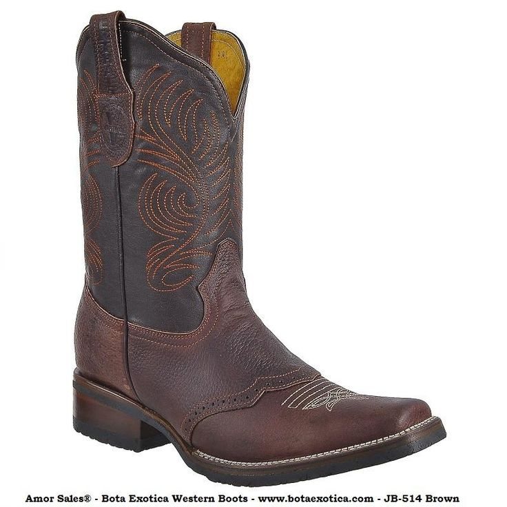 Joe Boots - JB-514 - Botas Rodeo para Hombre Joe Boots - Western boots for Men - Rodeo Collection / Joe Boots - Botas vaqueras para Hombre - Moda Rodeo. HECHO EN MEXICO / MADE IN MEXICO. Tallas Disponibles: del 6 al 11 / Available Sizes: 6 - 11 Botas Vaqueras - Coleccion Rodeo. Venta solamente en USA / Rodeo Boots - For sale only in the United States. El precio incluye impuestos de venta (Sales Tax) y costo de envio dentro de Estados Unidos Bota Exotica Western W...