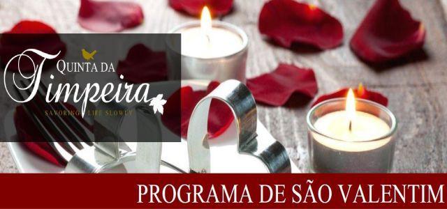 Desfrute de duas noites de São Valentim inesquecíveis , repletas charme e conforto na romântica Quinta da Timpeira, em Lamego | Escapadelas ® | #Portugal #Lamego #Quinta #Valentim