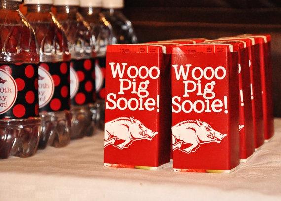 Razorbacks Woo Pig Sooie Printables