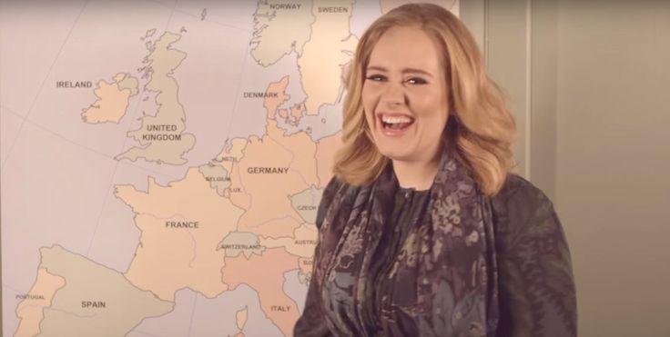 Adele Announces North American Tour Dates - http://www.morningnewsusa.com/adele-announces-north-american-tour-dates-2348674.html