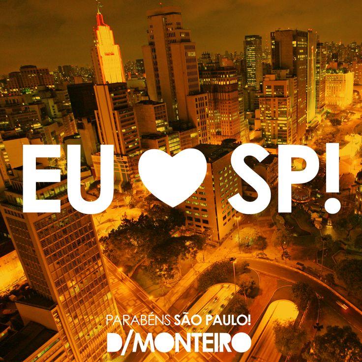 São Paulo 462 anos, nosso coração faz tum-tum por você! Quem te conhece sabe que aquela coisa que acontece no nosso coração, não é só quando cruzamos a Ipiranga e Avenida São João. #NossaCidadeNatal #ParabénsSãoPaulo #SãoPauloMeuAmor