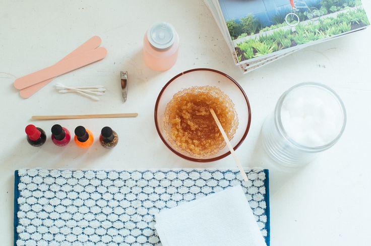 Skipping The Salon: At-Home Nail Tricks | Darling Magazine #TargetStyle