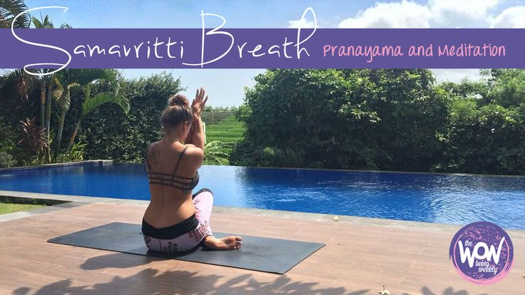 Week 20: Pranayama and meditation - A guided 20 minute seated practice explaining samavritti breath (even fluctuation) finished with meditation.