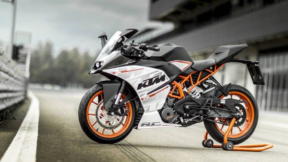 KTM AG (Kraftfahrzeug Trunkenpolz Mattighofen)  is an Austrian motorcycle and sports car manufacturer owned b y KTM Industries AG and Bajaj Auto.