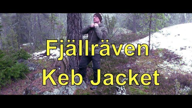 Fjällräven Kebjacket Review
