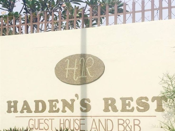 Haden's Rest - Awarded best Bed and Breakfast in Nelspruit, Haden's Rest is a respite for weary travellers.  The unique location is central to all activities and destinations. We offer ideal accommodation with exceptional ... #weekendgetaways #nelspruit #southafrica