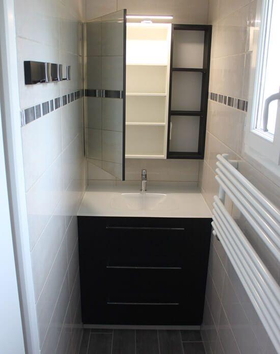 1000 id es sur le th me salle de bain de petit espace sur for Agencer une salle de bain