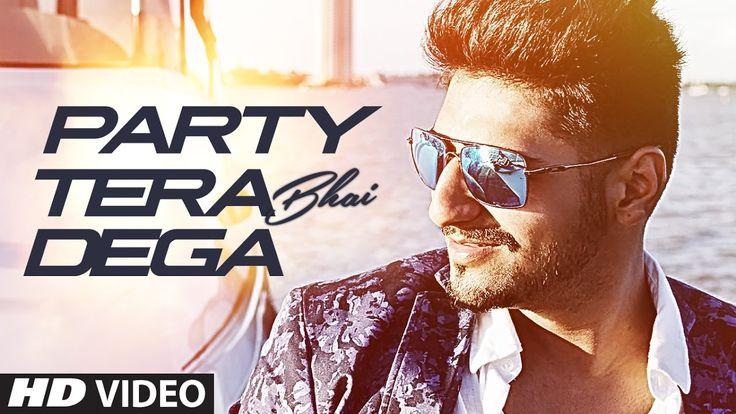 #PartyTeraBhaiDega - #KaranSinghArora - #LatestPunjabiSong2016