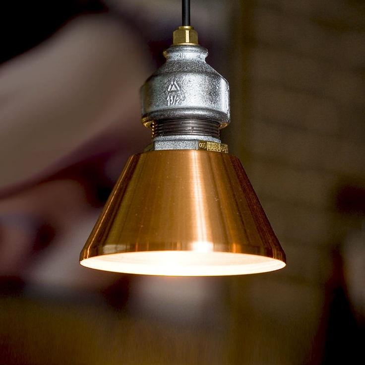 kozo lighting. Tikra 10 Iron Pipe Pendant Lamp By Kozo Handmade Industrial Chic Lighting Design T