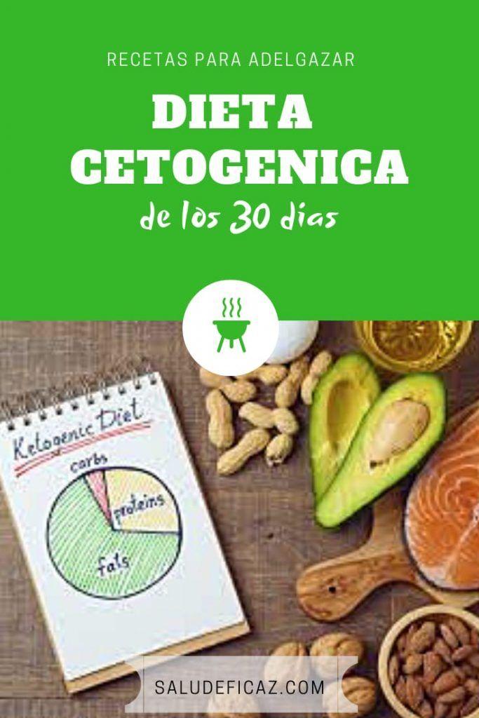 dieta cetogenica 30 dias para adelgazar