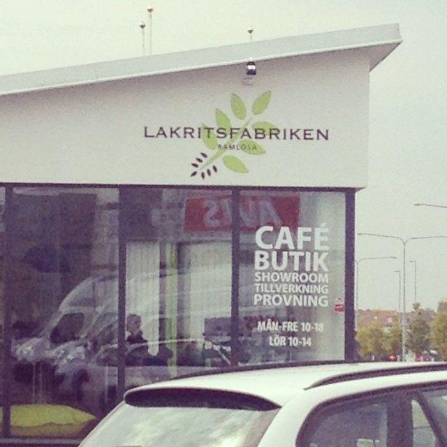 @lakritsfabriken: #BlackLicorice #fancy #Lakrits | Americulinariska