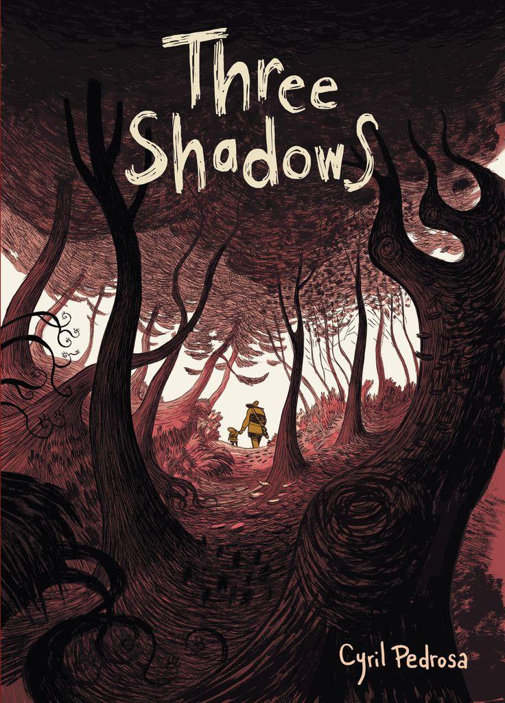 three shadows   by Cyril Pedrosa
