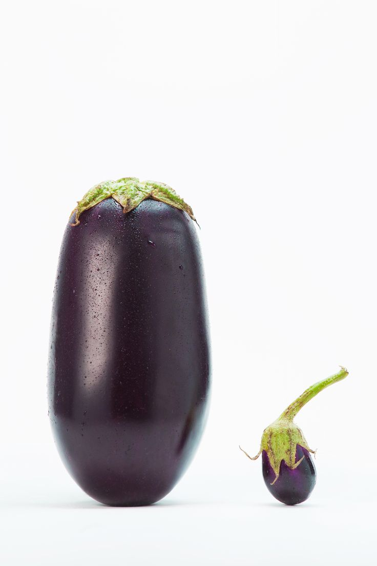 The Latest Food Trend Is BEYOND Cute #refinery29 http://www.refinery29.com/mini-vegetable-trend#slide4 Eggplant The big, purple clunkers become much cuter when downsized. There are a dizzying number of itty-bitty, pretty heirloom eggplant varieties: Louisiana Green Banana (pale green), Ichiban (sinewy and deep purple), Snowy (white), Listada de Gandia (bright purple), Turkish (orange), Fairy Tale (violet striped) and Rosa Bianca (speckled white and lavender). Look for firm eggplants with ...