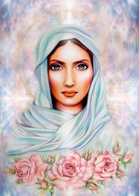 Mother Mary. Ascended Master and mother of Jesus Christ. Mother Mary has asked…