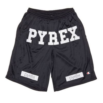 Pyrex Shorts – Pyrex Vision Black