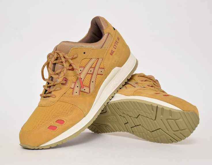 asics moutarde