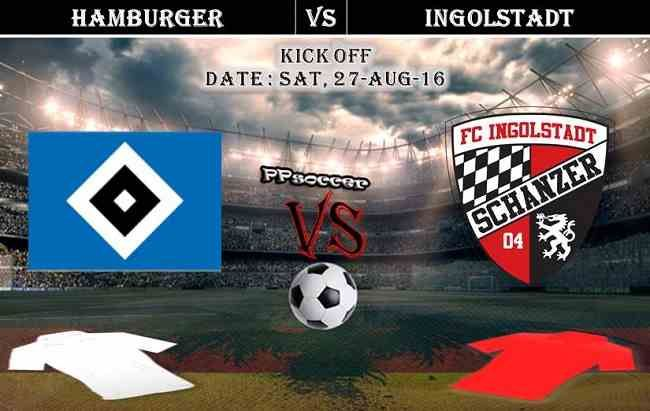Hamburger SV vs Ingolstadt 27.08.2016 Free Soccer Predictions, H2H, preview…