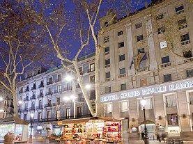City Break Barcelona - Hotel Serhs Rivoli Ramblas 4* #Citybreak