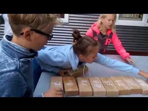 bewegend leren rekencircuit - YouTube