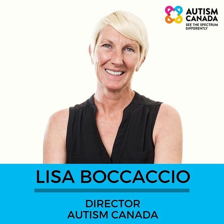 #MeetTheTeam Lisa is also the Chair of Autism Canada's Communications and Marketing Committee.