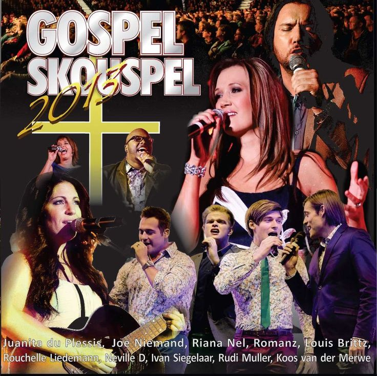 GOSPEL SKOUSPEL 2013 - Neville D, Romanz, Juanita - South African Double CD New