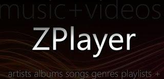 ZPlayer V5.1 build 511  Sábado 3 de Octubre 2015.By : Yomar Gonzalez ( Androidfast )   ZPlayerV5.1 build 511 Requisitos: 4.0 Descripción: Windows Phone 7 / Zune reproductor multimedia temática para el sistema operativo Android.Descripción Pruebe nuevas características ZPlayer uniendo los probadores beta. ZPlayer ofrece:  Funciones musicales - Reproductor multimedia - Historial de escucha - Auto listas genera (más jugada canciones favoritas Recientemente se agregó) - Metadatos (reseñas de…