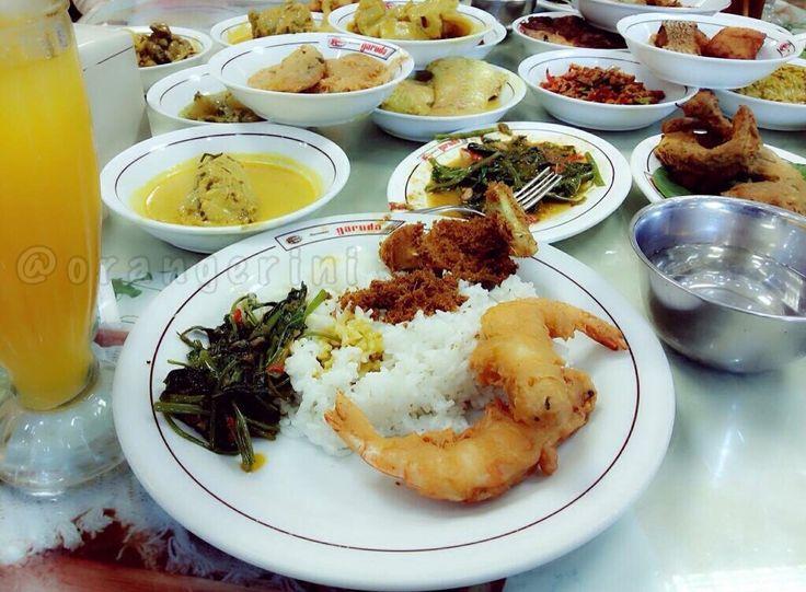 Nasi Padang Garuda