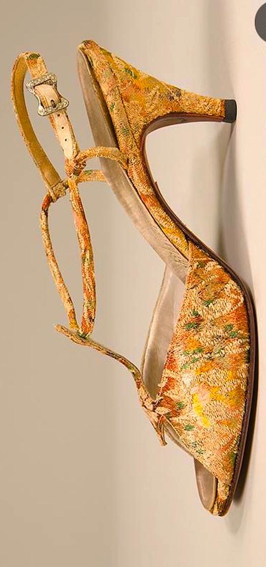 Vintage shoe - Julianelli - U.S.A. - c.1950