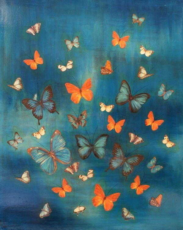 Webbs Fine Art Gallery — Lily Greenwood